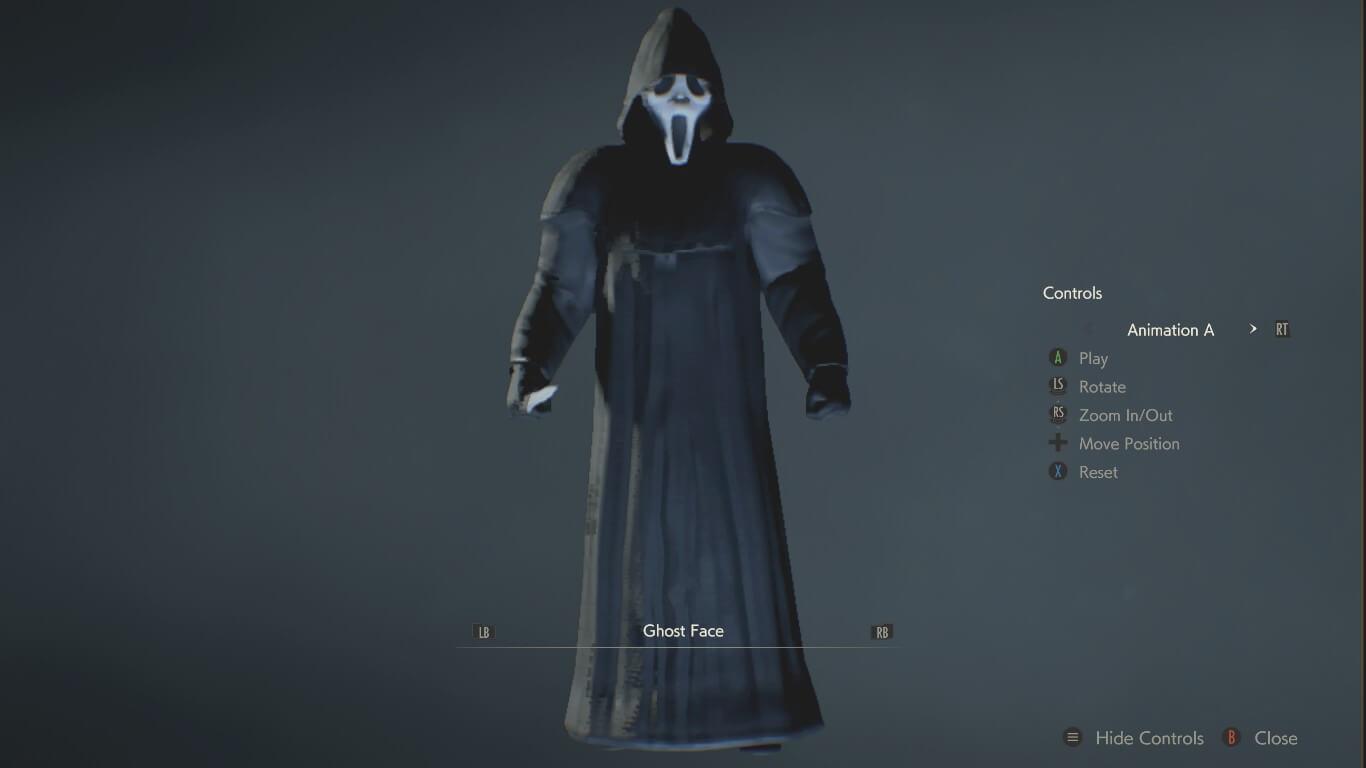 《生化危机2:重制版》新Mod 鬼脸登场游戏更恐怖