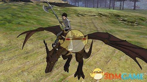 《火焰纹章:风花雪月》飞龙骑士兵种说明