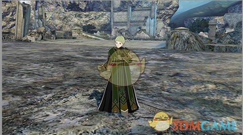 《火焰纹章:风花雪月》暗主教兵种说明