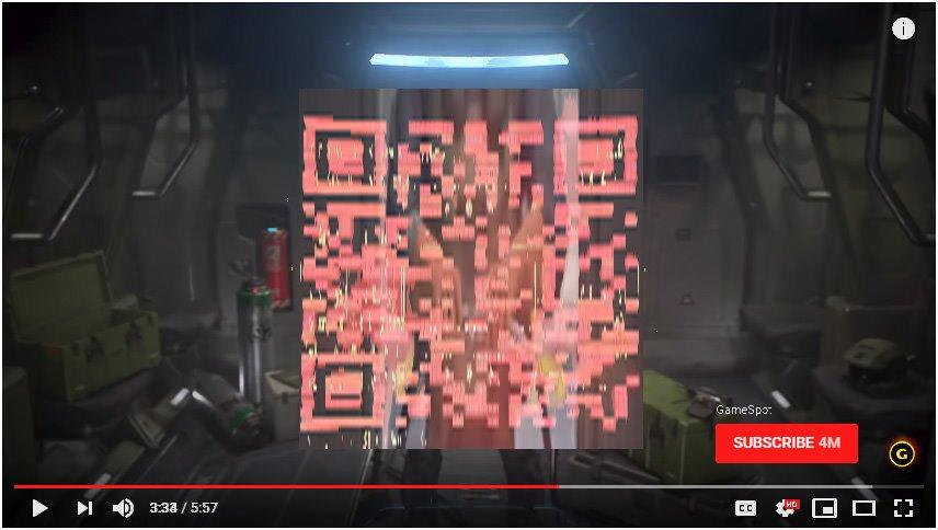 <b>跳转迷之音频 《光环无限》E3宣传片暗藏二维码彩蛋!</b>