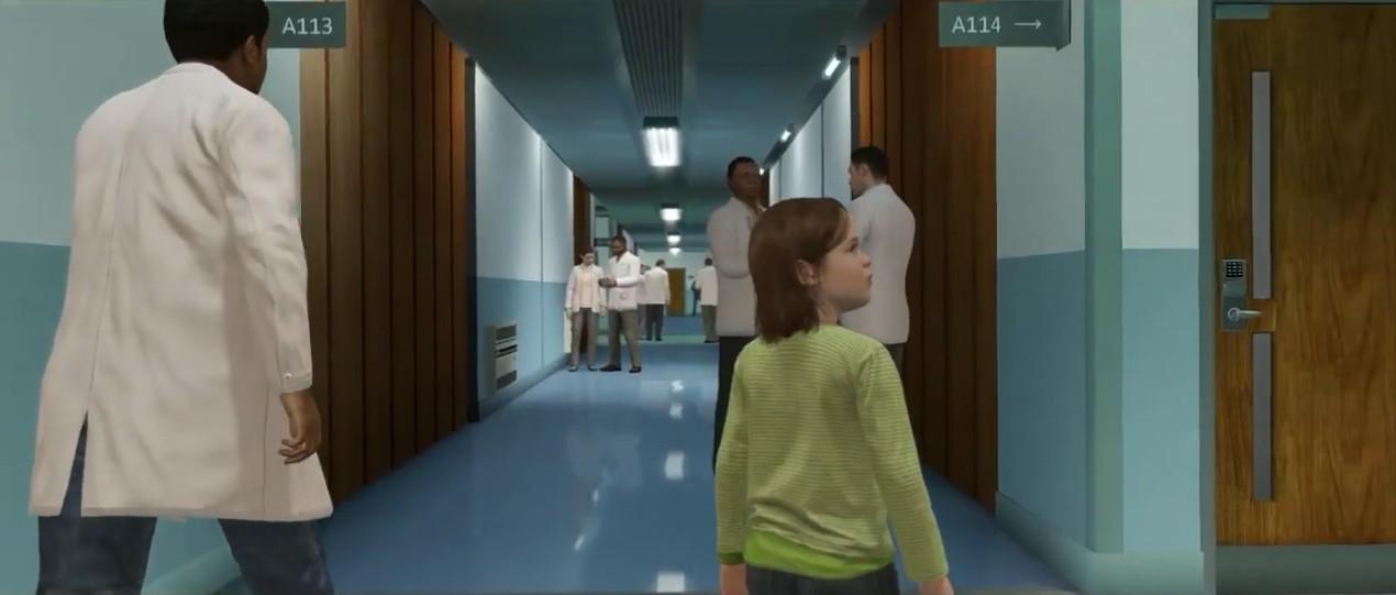 《超凡双生》PC版17分钟演示 PS4 Pro完全不能打