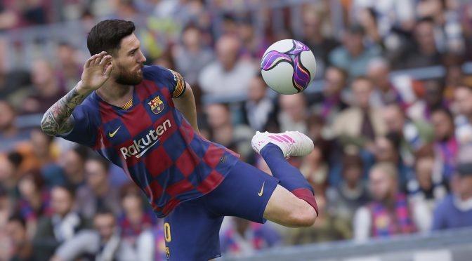 14支球队 科乐美放出《实况足球2020》PC试玩版