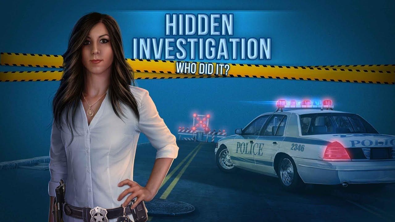 《隐蔽调查:谁是凶手》英文免安装版