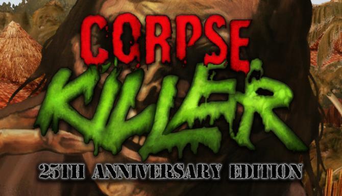 《尸体杀手》25周年纪念版 英文免安装版