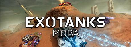 《ExoTanks MOBA》游戏库