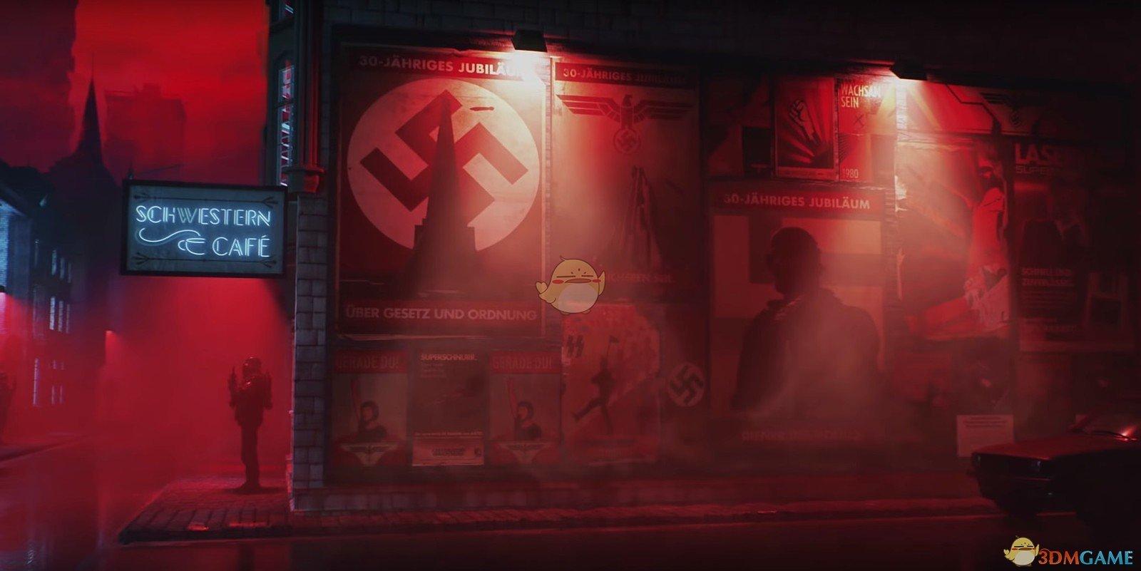 《德军总部:新血液》动力枪精通奖杯攻略分析