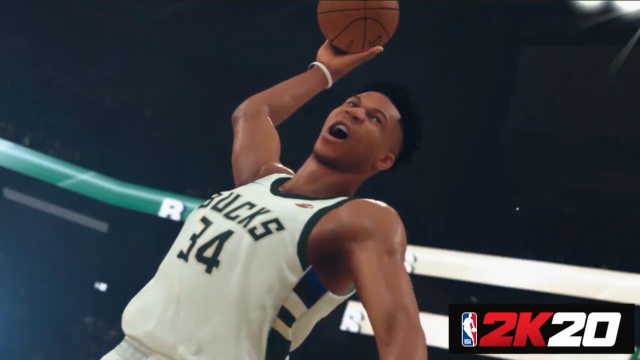 CJ 2019:《NBA 2K20》新预告 服务器将更加稳定