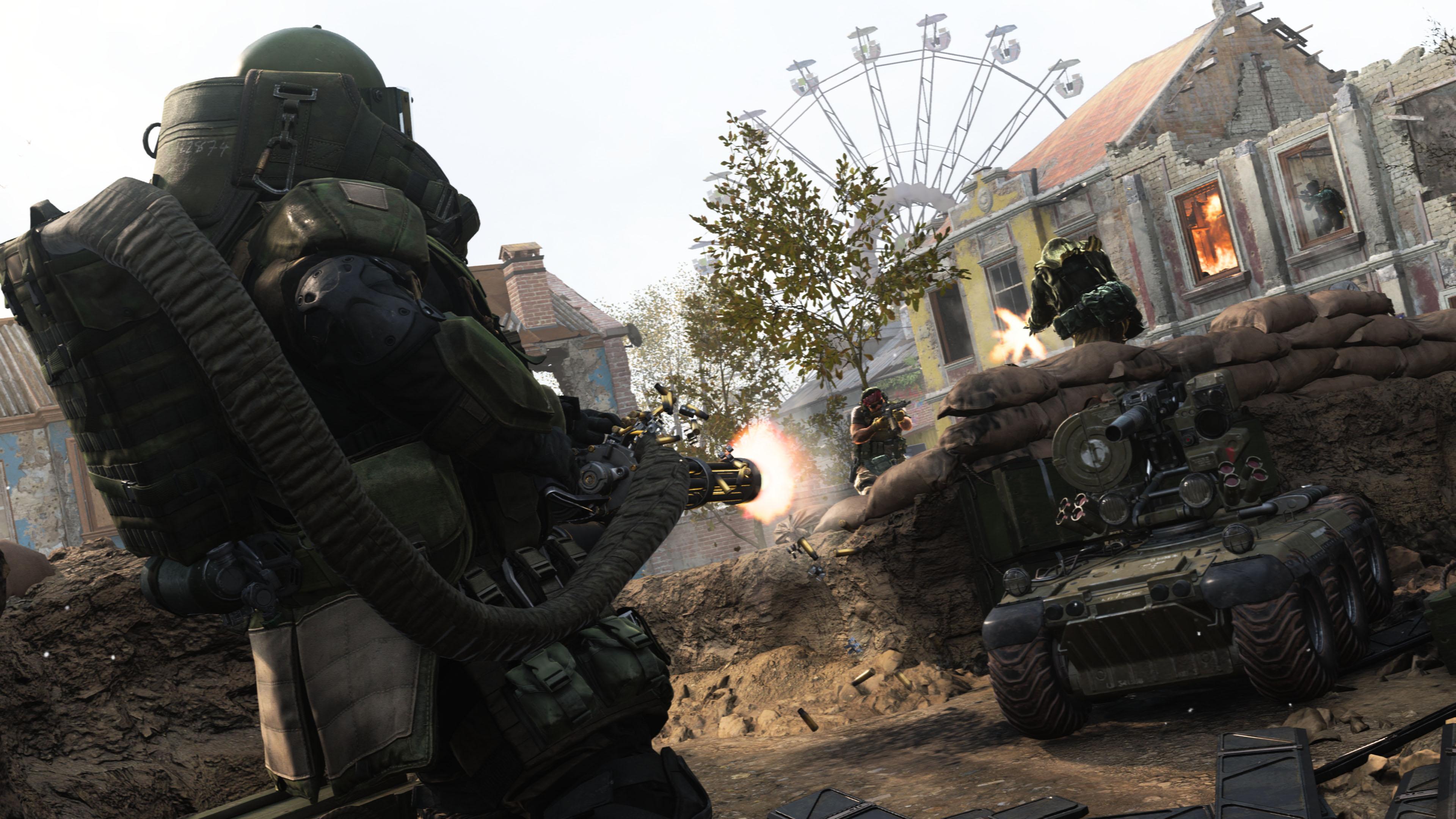 <b>《使命召唤16》BETA测试时间公布 地面战支持100名玩家</b>