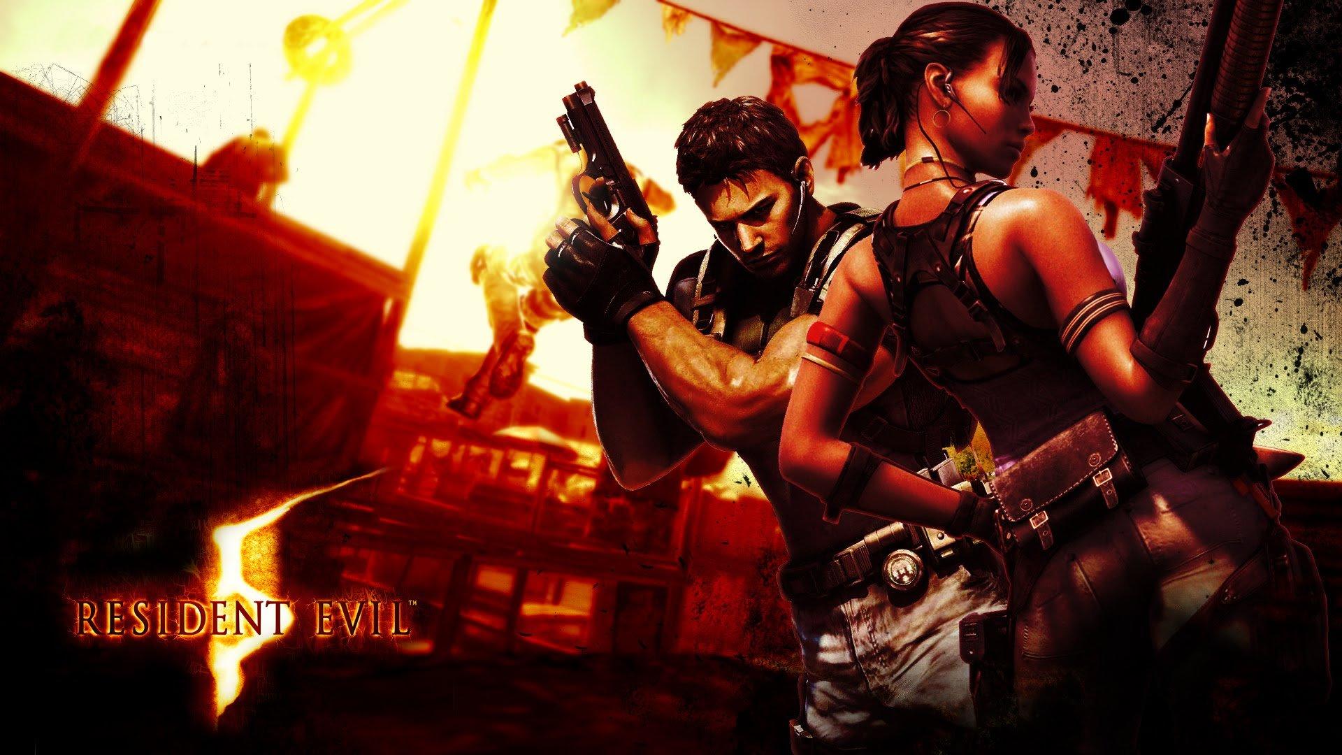 分析师公布美国最赚钱的十大生存恐怖游戏 《生化危机5》登顶