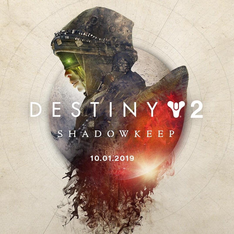 《命运2:暗影要塞》官方宣布延后发售 10月2日正式登场