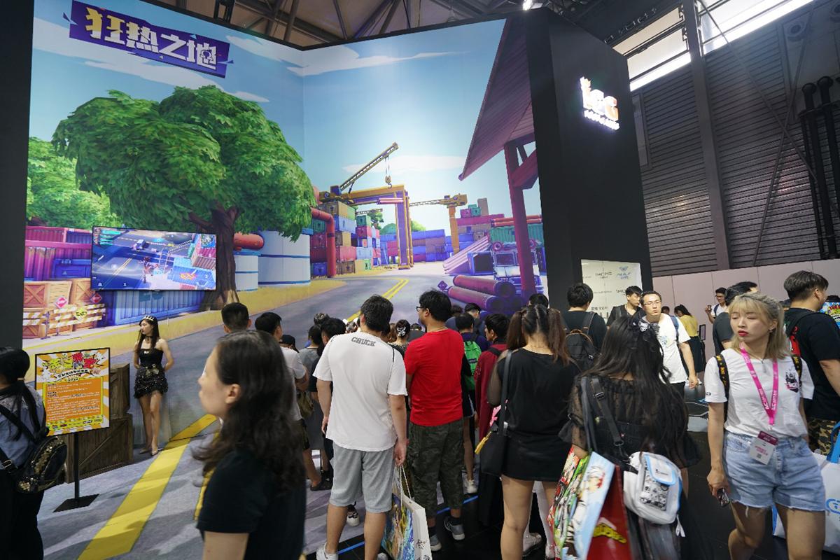 2019ChinaJoy开幕 IGG携手多款新游霸气登场