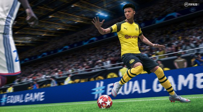 毫无压力!《FIFA 20》PC配置公布