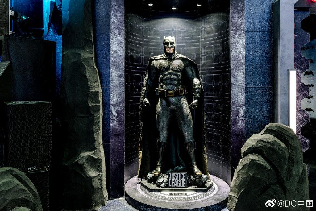 CJ 2019:DC携蝙蝠侠亮相CJ 15秒精彩视频尝鲜