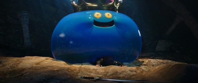 <b>《勇者斗恶龙》CG动画电影上映好评!连带超冷饭DQ5游戏热销</b>