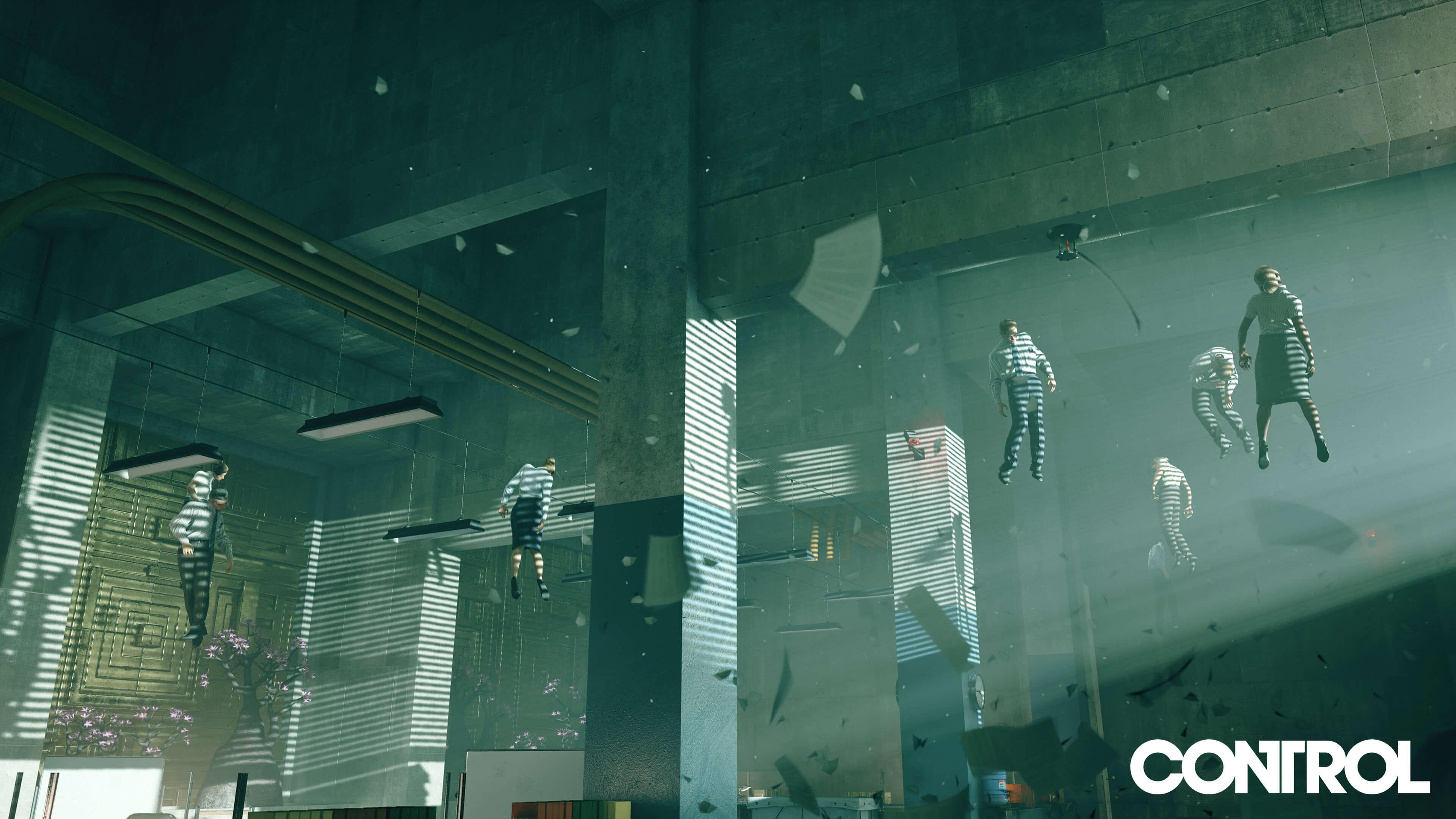 《控制》确认没有二周目 拍照模式将在发售后追加