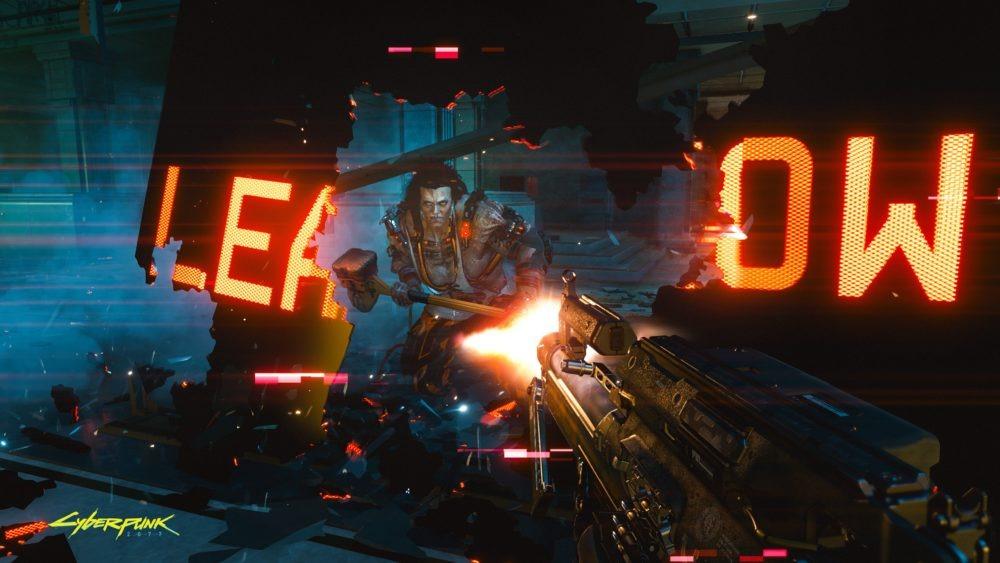 或许是Boss 《赛博朋克2077》新截图展示大锤哥