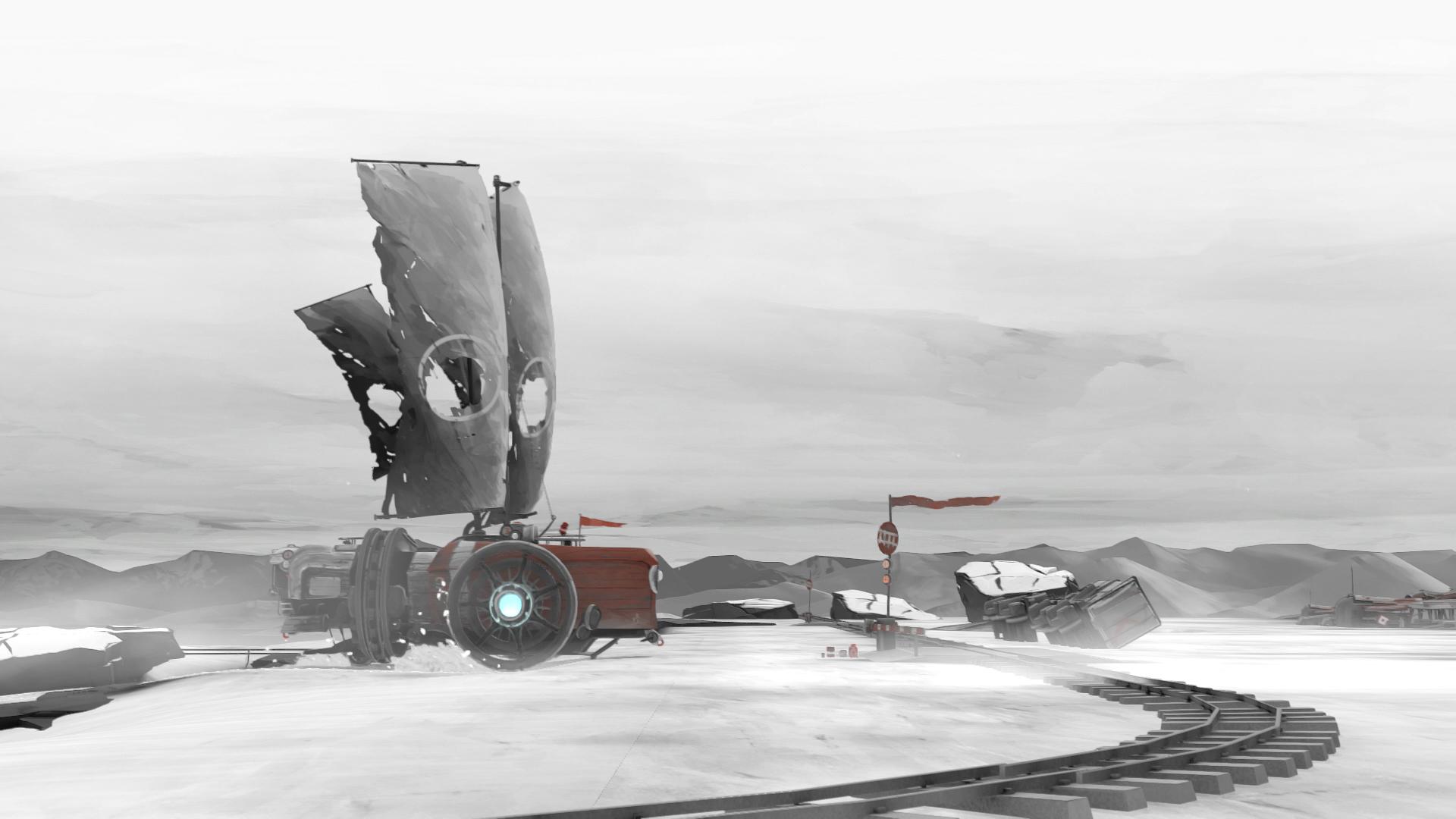 孤独漂流之旅  《远方:孤帆》将于8月18日登陆Switch