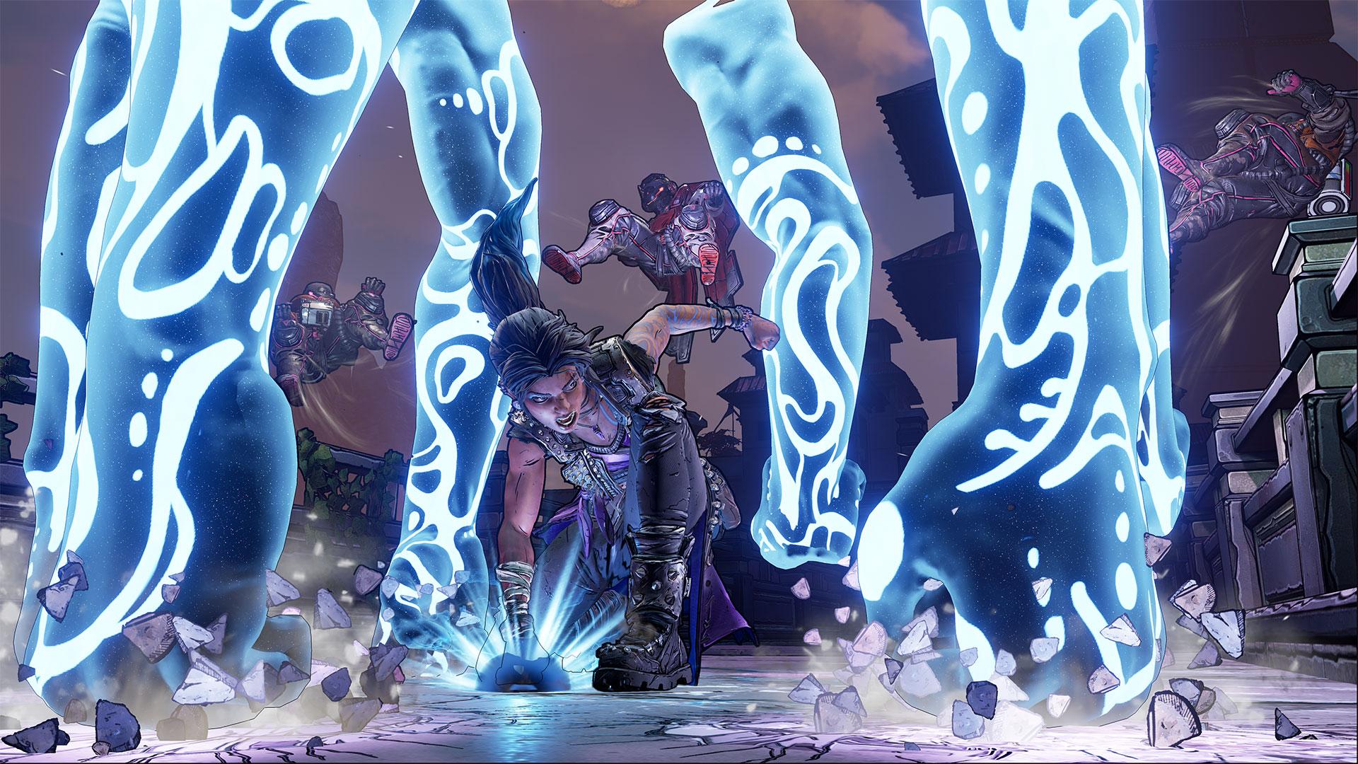 渴望着战斗 《无主之地3》阿玛拉中文配音宣传片公开