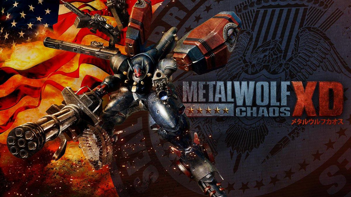 平庸的重制之作 FS社《钢铁苍狼:混沌之战XD》IGN5.5分