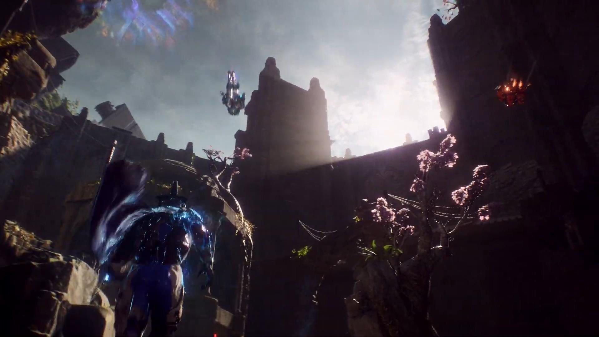 《圣歌》发售以来最大更新发布 大灾变正式加入游戏