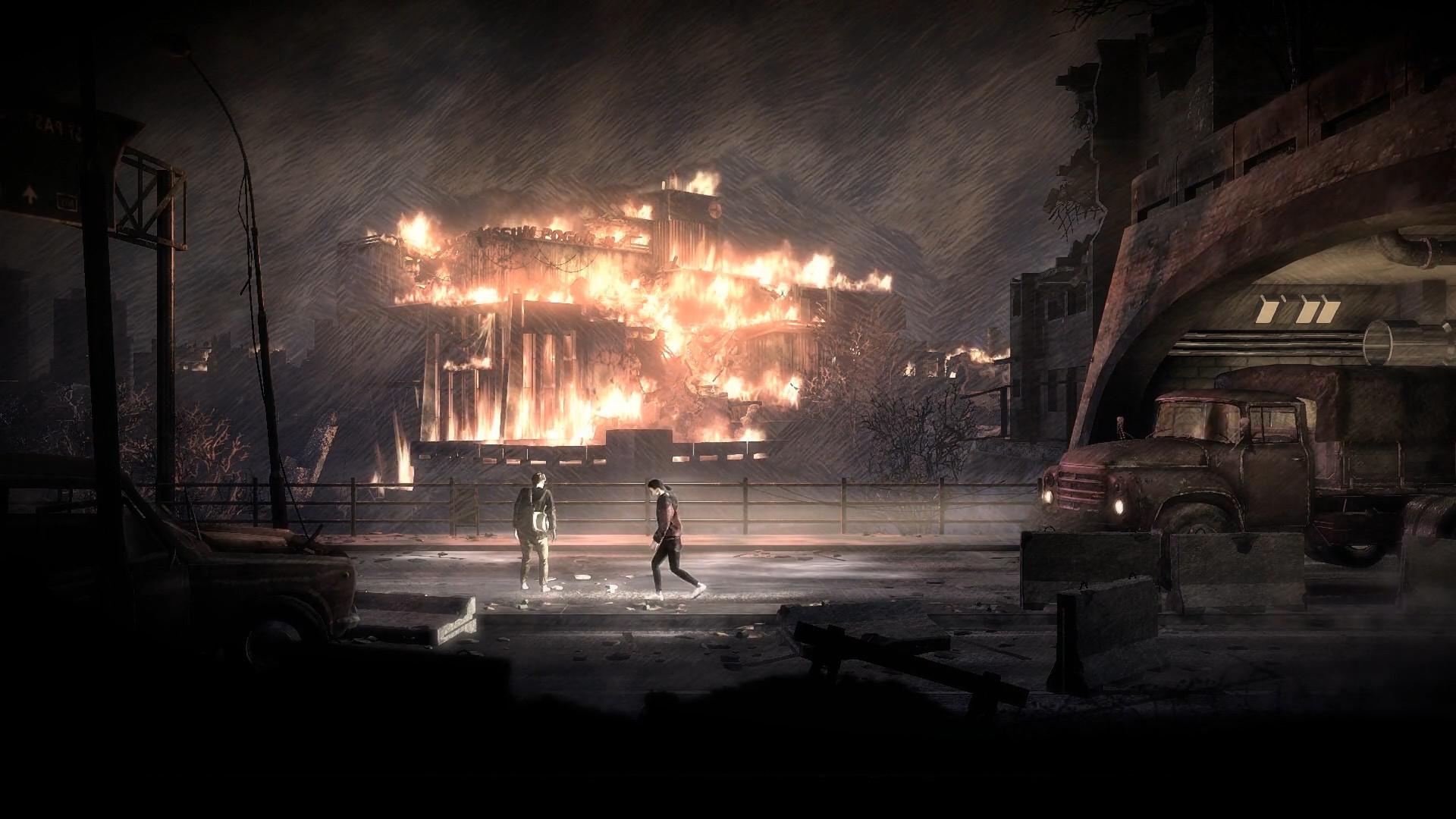 """生命还是文化遗产更重要 《这是我的战争》DLC""""余烬暗燃""""发售"""