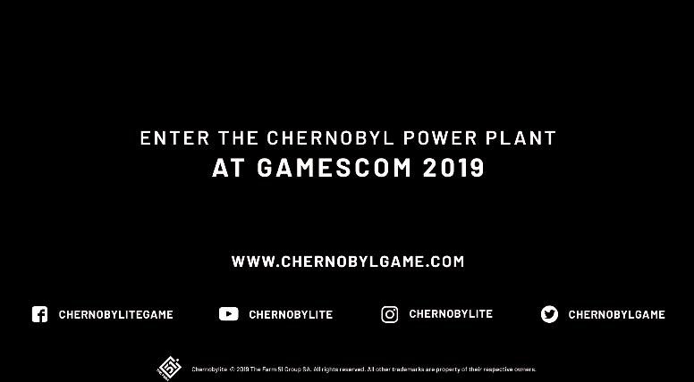 《切尔诺贝利人》公布先导预告片 将参加科隆游戏展