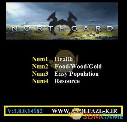 《北加尔》v1.8.0.14182四项修改器[Abolfazl]