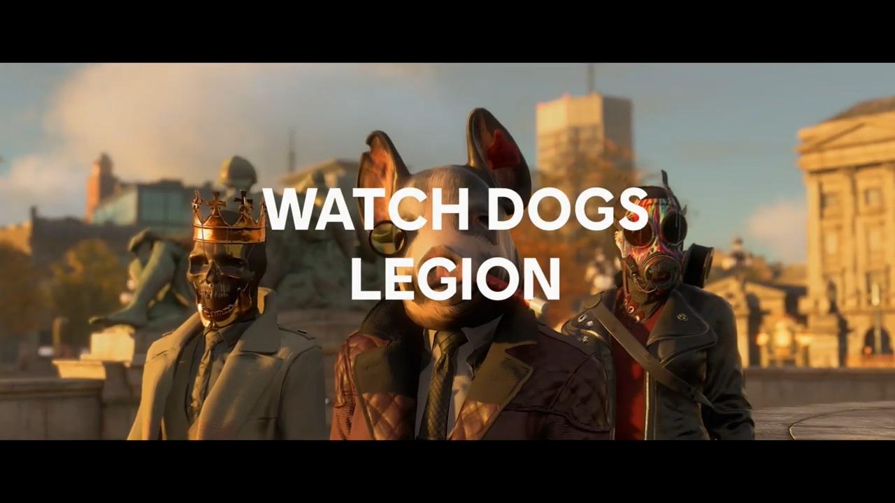 育碧公布科隆展游戏阵容 《看门狗:军团》老奶奶将来到现场