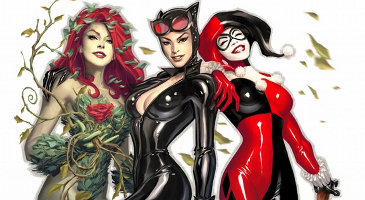 """六位能把美貌当""""武器""""的漫威DC角色 黑猫小丑女上榜"""