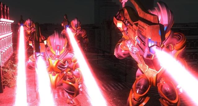 《地球防卫军5》Steam版新DLC上线 大量新怪物武器追加