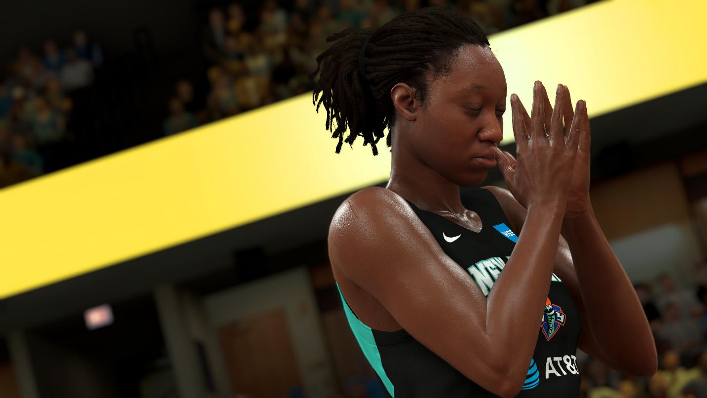 向前迈出一大步 《NBA 2K20》首次加入WNBA球队