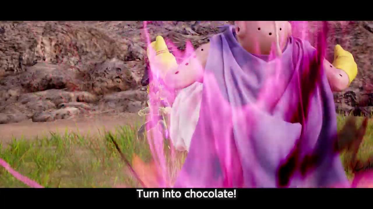 《Jump大乱斗》DLC新角色魔人布欧角色预告片公布