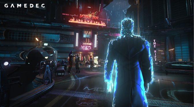 全新赛博朋克主题RPG《Gamedec》2020年登陆PC