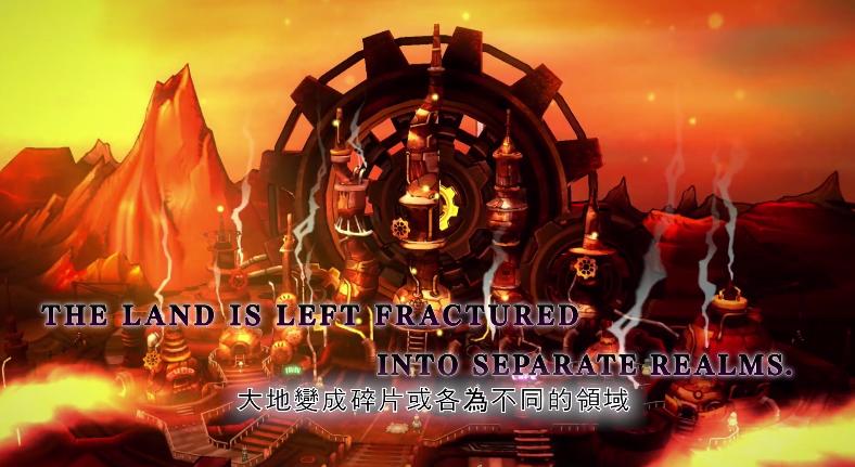 全新画质!JRPG名作《复活同盟》高清版中文宣传片公布