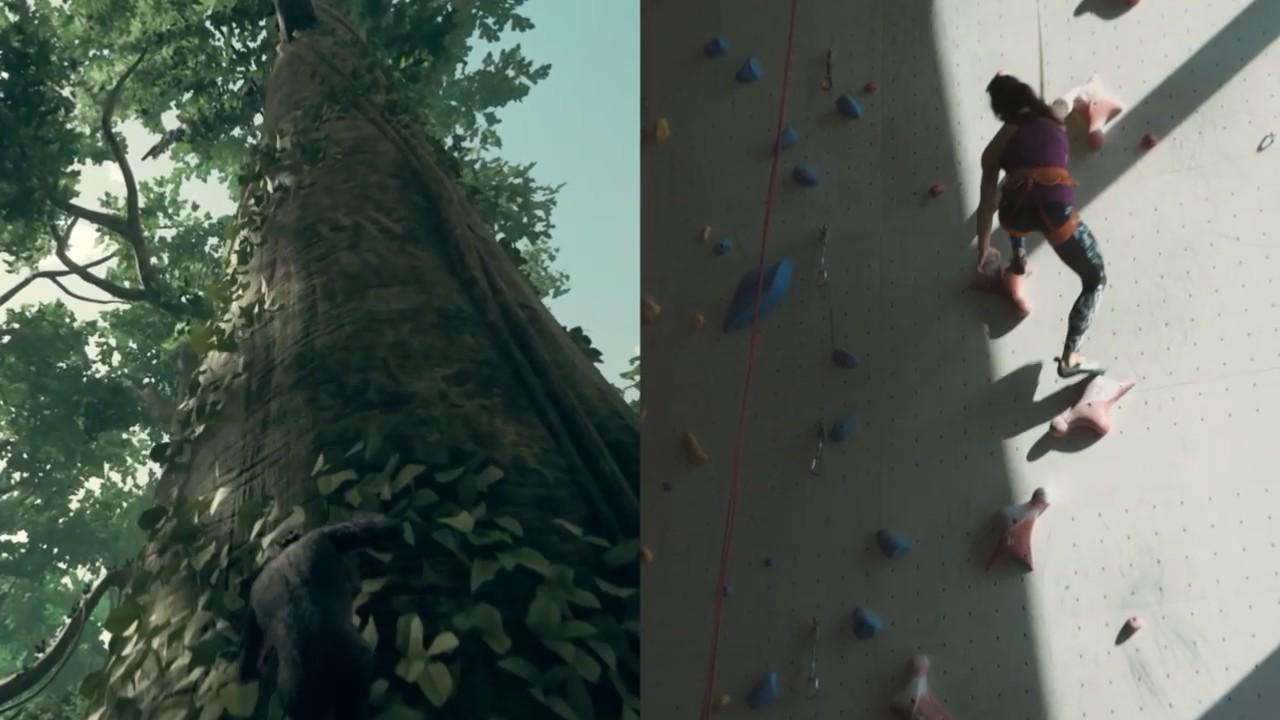 """《先祖:人類奧德賽》新""""攀登者""""影片 亞裔金剛芭比體驗祖先攀爬"""