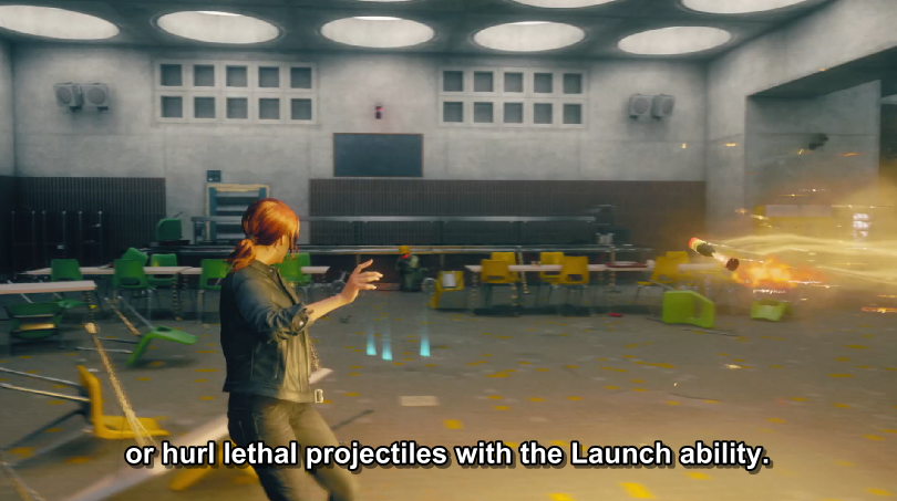 超能战斗全解析 Remedy《控制》战斗方式展示预告片