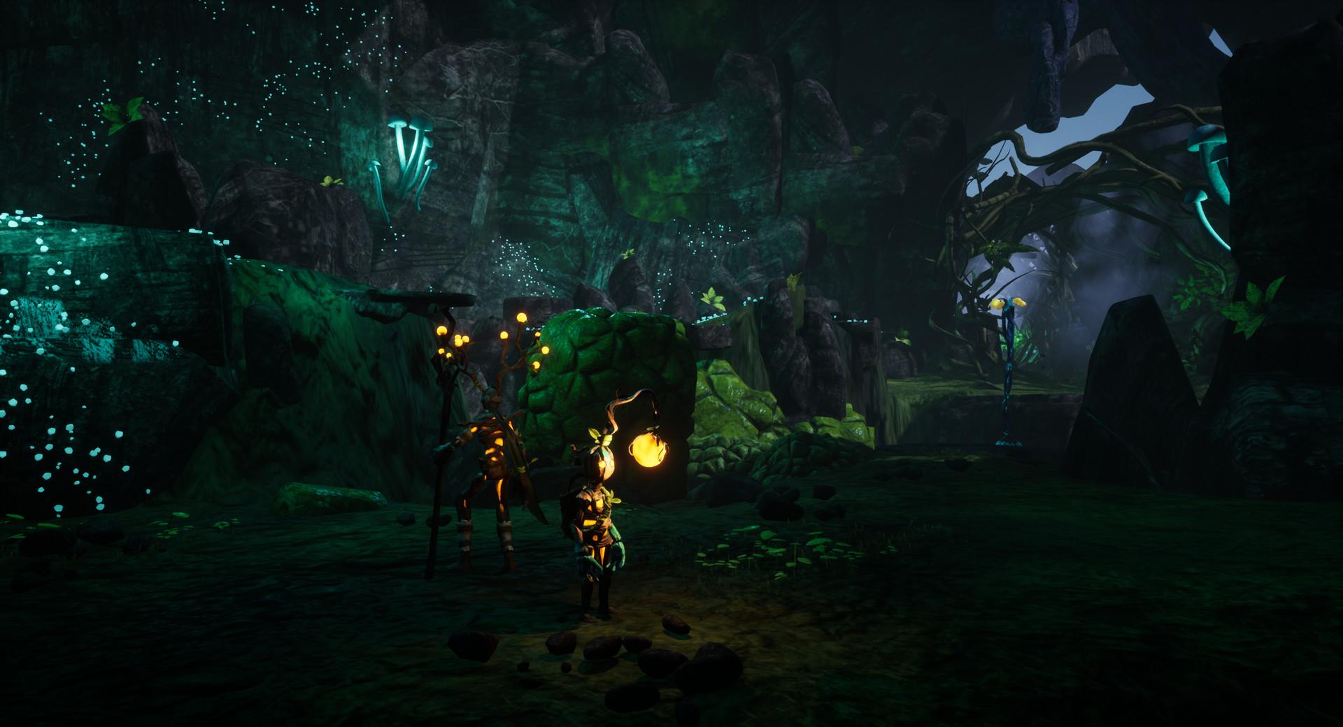 """残障""""树精""""欢乐多 独立冒险解谜游戏《Weakless》发布科隆展前预告片"""