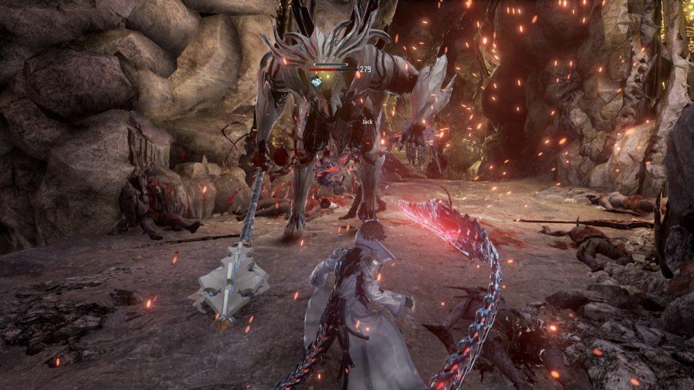 大量截图分享 《噬血代码》将会亮相TGS东京电玩展