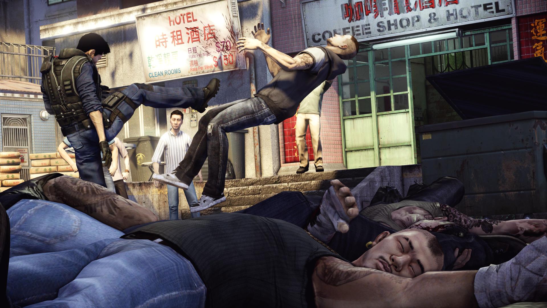 《热血无赖:终极版》Steam大甩卖 目前仅售13元
