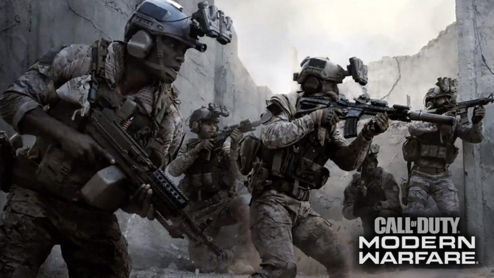 《使命召唤:现代战争》将拥有系列史上最大规模DLC序列