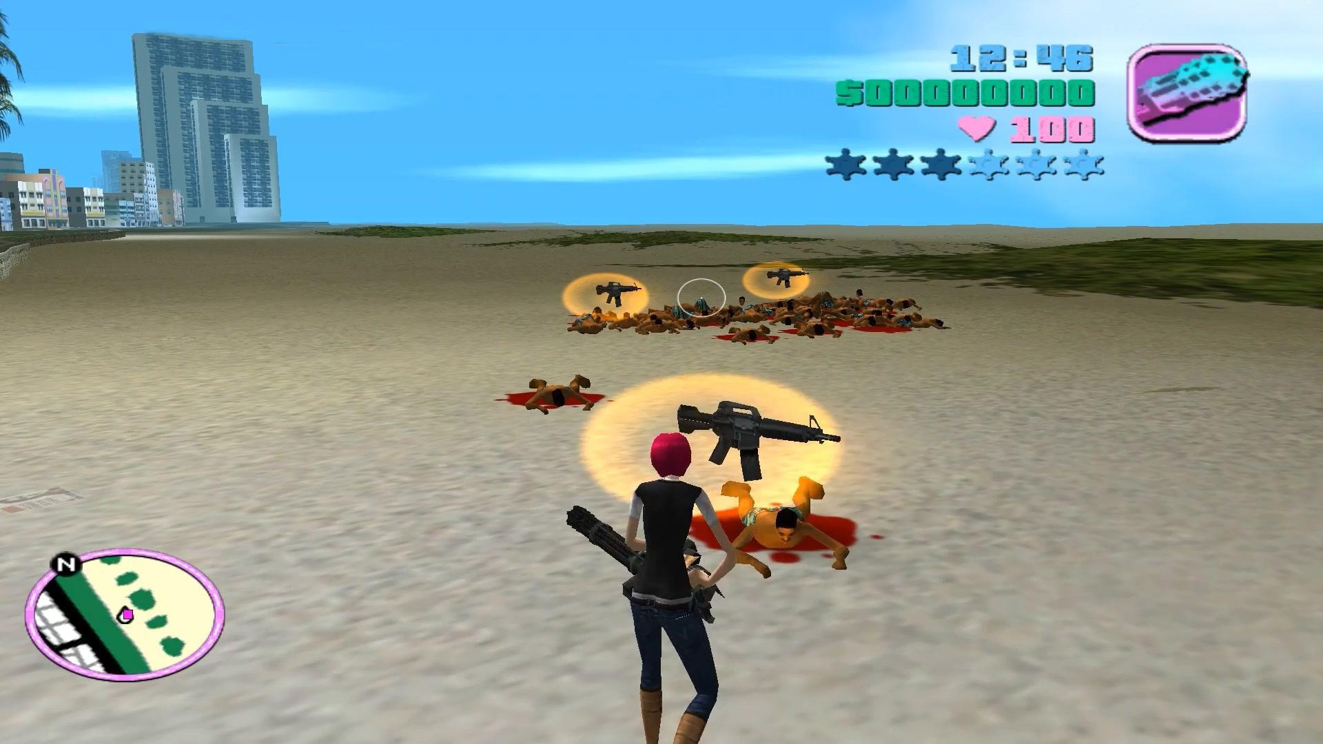 你如何看待游戏中暴力表现对现实的影响?