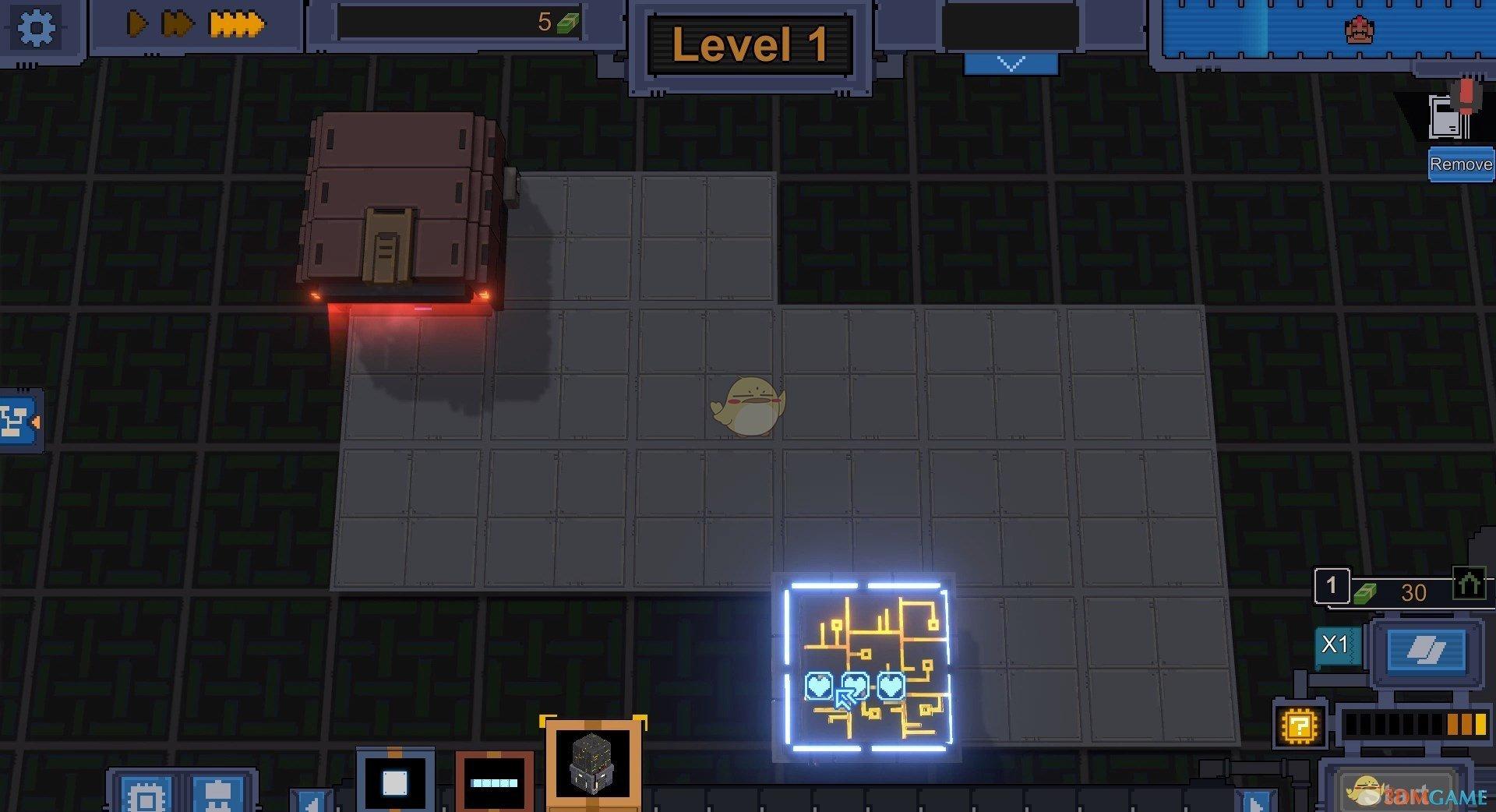 《变量》游戏难度系统介绍