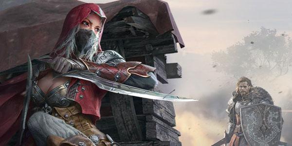 《猎手之王》试玩报告:中世纪,冷兵器与战术竞技