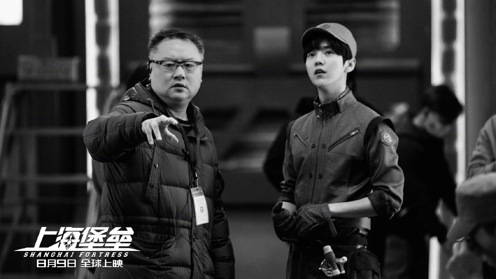 <b>江南评《上海堡垒》电影:第一次看样片时就看出它的瑕疵</b>