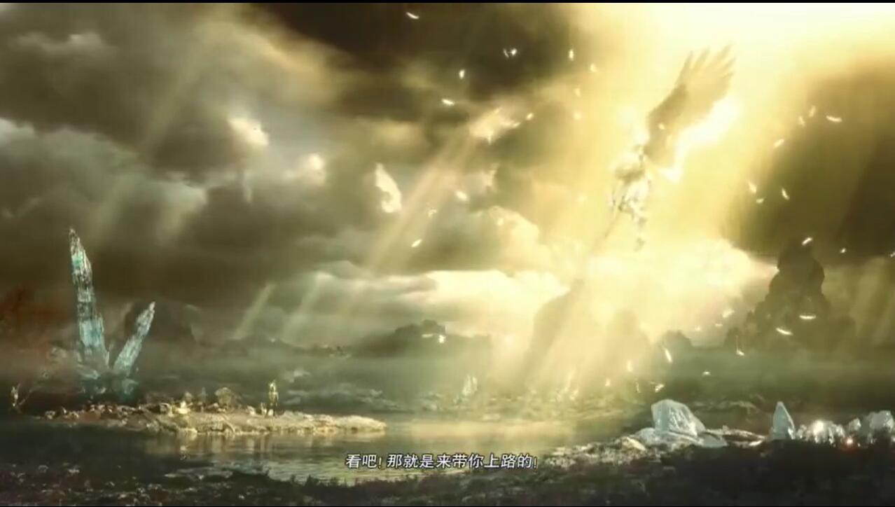感受中配魅力 《最终幻想14》5.0国服开场CG公布