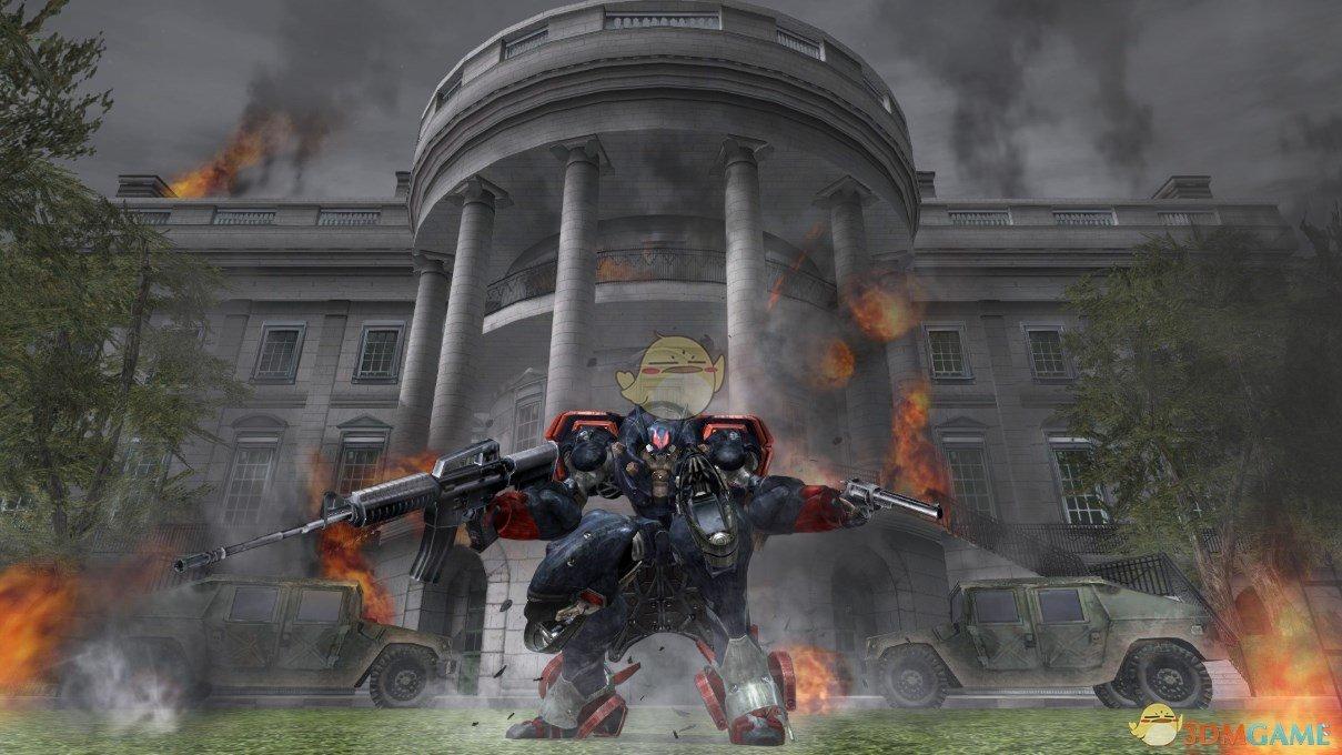 《钢铁苍狼:混沌之战XD》游戏配置要求一览