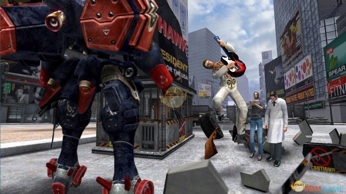 《钢铁苍狼:混沌之战XD》游戏介绍