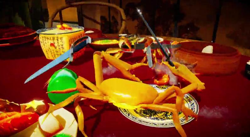 魔性十足!格斗游戏《螃蟹大战》宣传PV第二弹公布