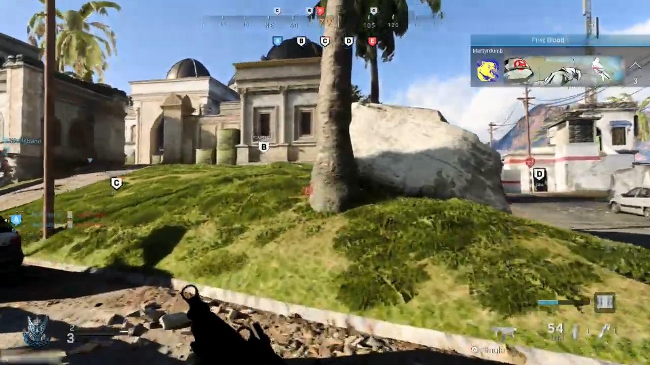 《使命召唤16》全新24分钟演示 展示5个多人模式