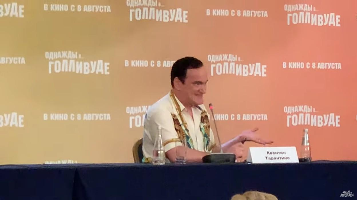 昆汀回应《好莱坞往事》中对李小龙的不公正刻画:他就是这样的人